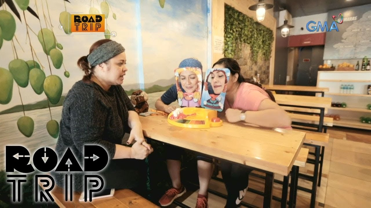 Road Trip: Millennial games with the Triplet