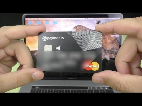 Карта ePayments Prepaid Mastercard ► ОТЗЫВ и ОБЗОР