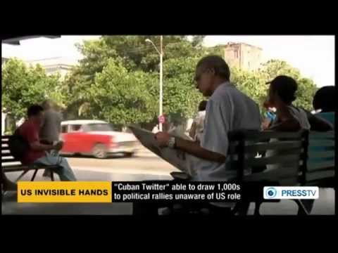 'US funded social network to incite unrest in Cuba'