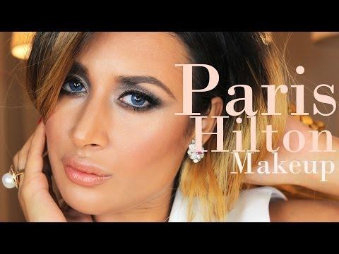 Paris Hilton Inspired Makeup Tutorial | MrDanielmakeup