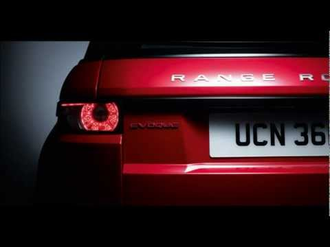 Range Rover Evoque Commercial Music