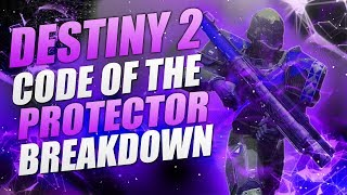 Destiny 2: BEST Titan Subclass(Sentinel) - Protector Sentinel Shield Class Setup Guide Tips/Tricks