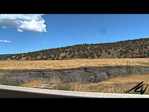 New Mexico Travel - from Roswell to Capitan