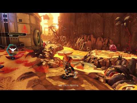 【PS4】『ラチェット&クランク』プレイムービーが公開