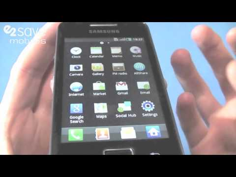 Samsung Galaxy Ace S5830 Review