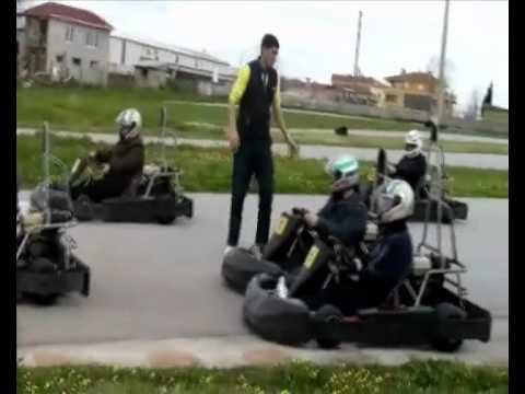 mahir iz öğretmenler go-kart yarışı 23 nisan 2011