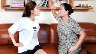 The daughter-in-law pretends to be pregnant meet with highly capable mother-in-law