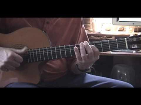 Acoustic Funk Guitar Lesson by Mark Stefani - Part 1