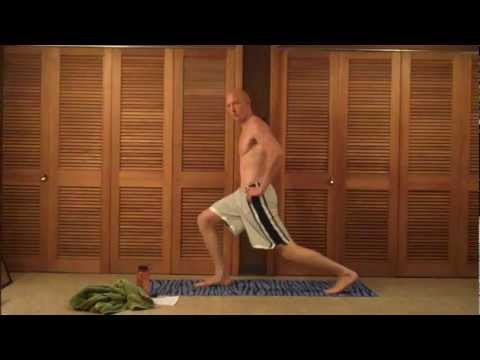 Karate Lunges, Hindu Squats and Frog Squats (Last day of week 3 of 700 Workout Plan)