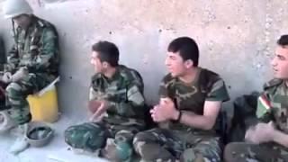 Peshmerga Song 2015