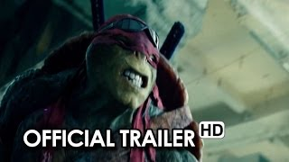 Teenage Mutant Ninja Turtles Official Main Trailer (UK) (2014) HD