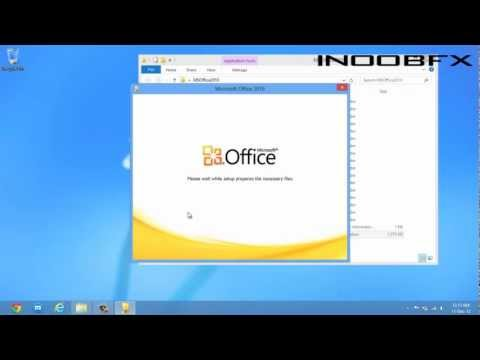 [Tutorial] How To Install Microsoft Office 2010 Professional Plus