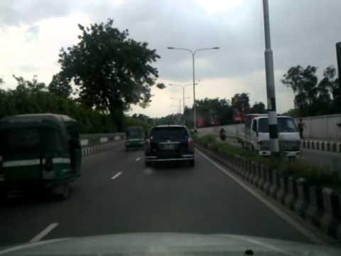 22052011 A drive from Uttara, Jashimuddin to...  Dhaka!