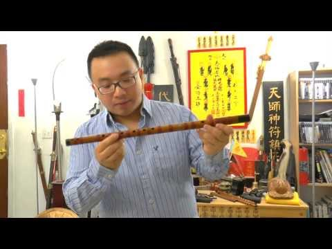 Dizi (Chinese Flute) - Difference of Cheap Dizi and Professional Dizi. Review and Comparison
