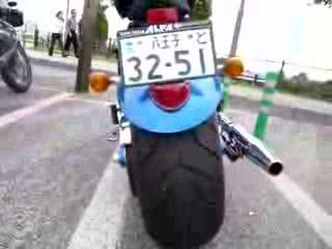 FXCWC Softail Rocker C in Tokyo japan Video