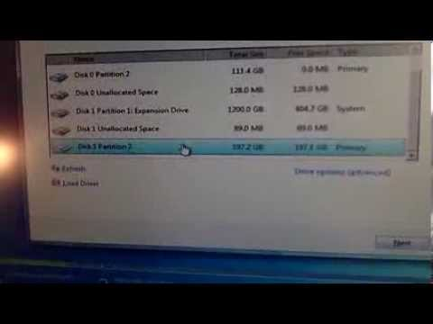 Fatal error unable to restore data
