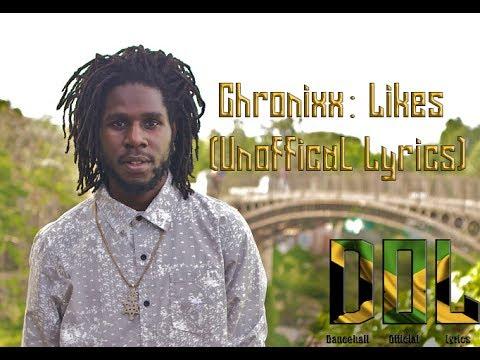 Chronixx : LIKES (Unofficial Lyrics)