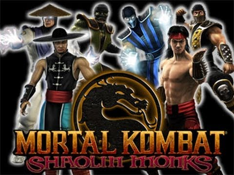 Mortal Kombat Shaolin Monks Español