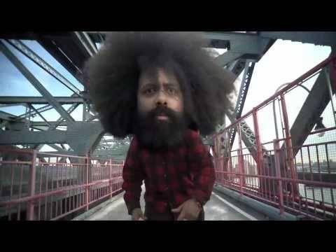 Reggie Watts:  F_ck Sh_t Stack