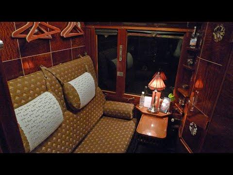 Venice Simplon Orient Express:  Video guide