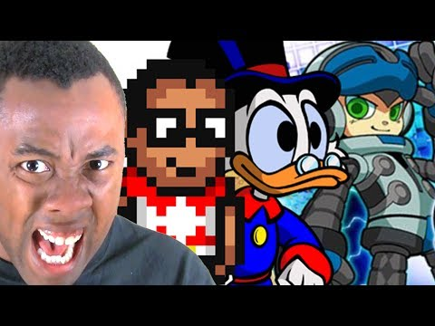 Are RETRO & INDIE Games BETTER Than NEXT-GEN?? : Black Nerd RANTS