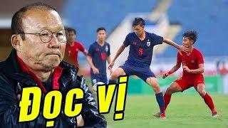 Thầy Park có chiêu bài gì khi dự khán trận Thái Lan vs Indonesia