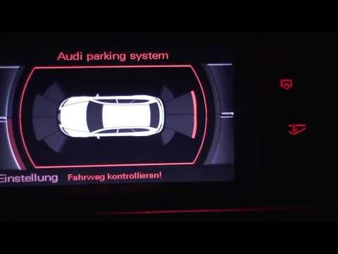 Audi Parking System Plus Youtube