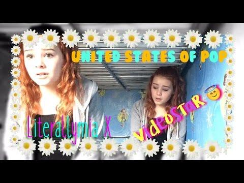 United States of pop!  Videostar  LiterallyMia X ✨