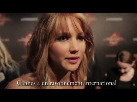 Jennifer Lawrence interview Cannes 2013