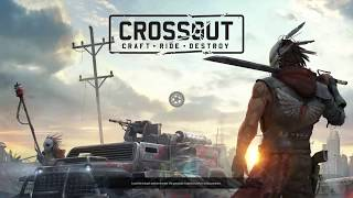 Free PS4 game -Crossout