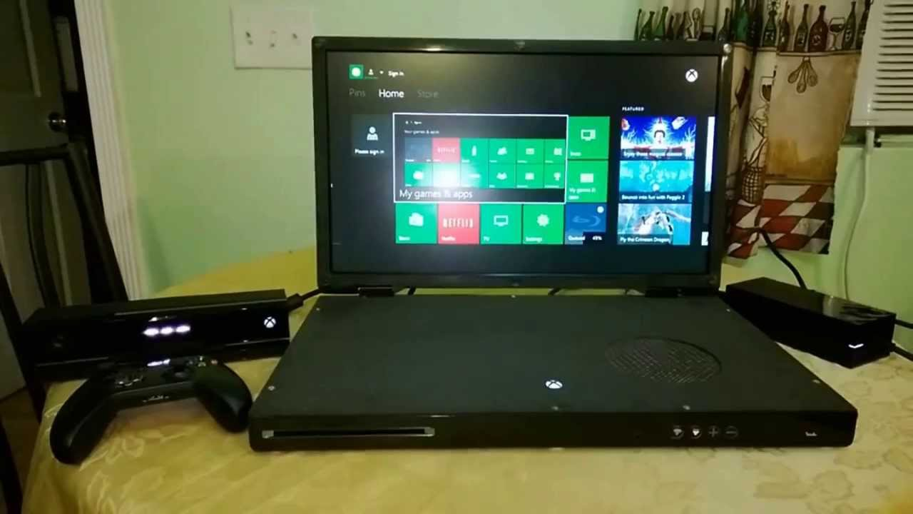 Xbox One Slim Concept xbox one slim