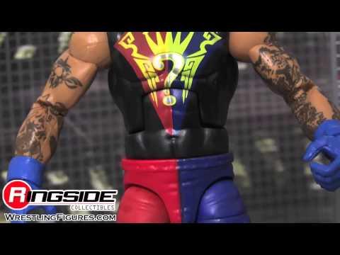 Rey Mysterio WWE Elite Series 21 Mattel Toy Wrestling Action Figure - RSC Figure Insider