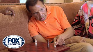 Being Mike Tyson: Chess duel with Ali