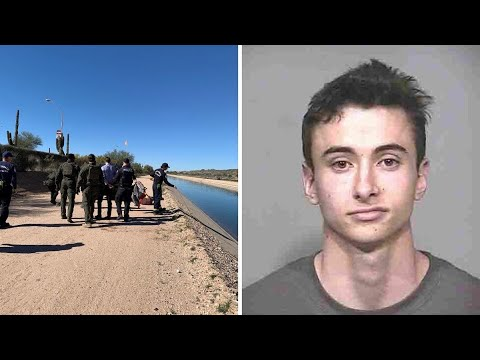 Canal rescue of man who stole alcohol from Waste Management Phoenix Open