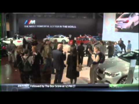 Luxury Cars from the New York Auto Show