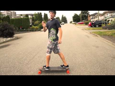 Trick Tip: Toeside Check
