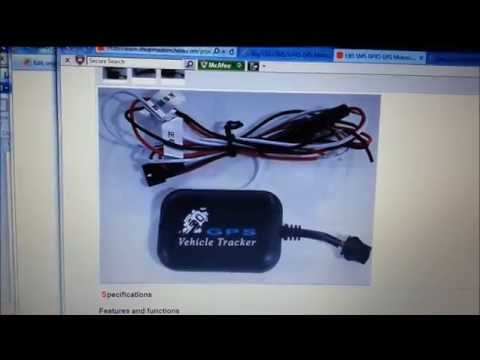 GPS Vehicle Tracker Setup1