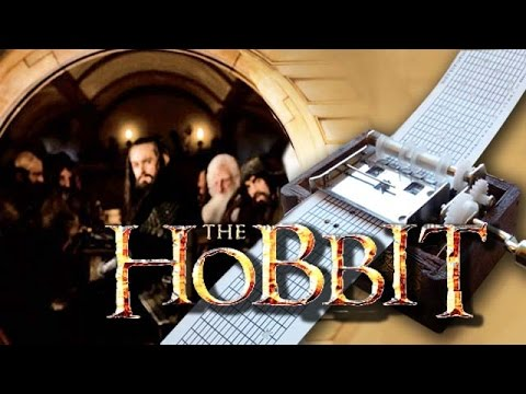 [Music Box Kikkerland] Hobbit OST - The Misty Mountains