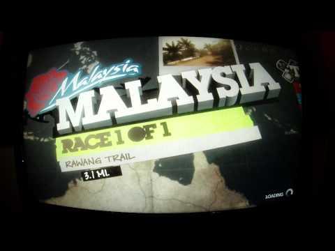 DiRT 2 - Rawang Trail - Online - 2:24:71 - 1st