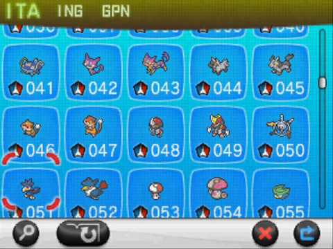Pokemon X/Y - Complete Mountain Kalos Pokedex