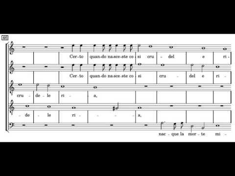 Монтеверди Клаудио - A un giro sol