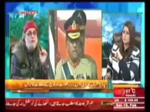 Zaid Hamid On Gen Parvez Musharraf, Kargil WAR Victory Of Pakistan