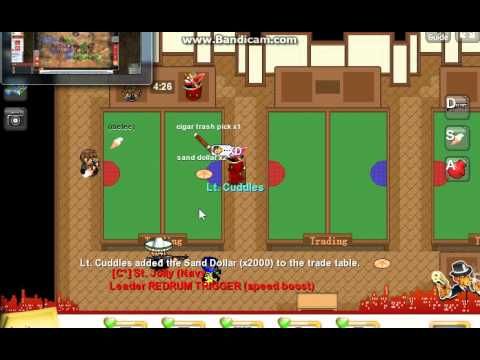 Graal Era Super Rare 4 At Trading Table By LayCool