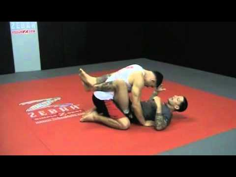 BJJ / MMA Training & Techniques | Armbar From Guard | Inferno, Marlboro NJ Image 1