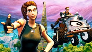 THE DEFAULT WHO BOUGHT A QUADCRASHER | A Fortnite Movie