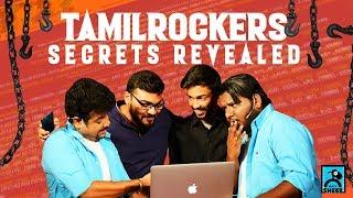 Tamil Rockers Secret Revealed  HACKERS 3 Chutti  V