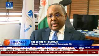 Mounir Gwarzo Suspended As SEC Head Pt.2 |Business Morning|