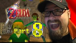 The Legend of Zelda: Ocarina of Time -- Part 8: Miscellaneous Adventuring (I) [N64]