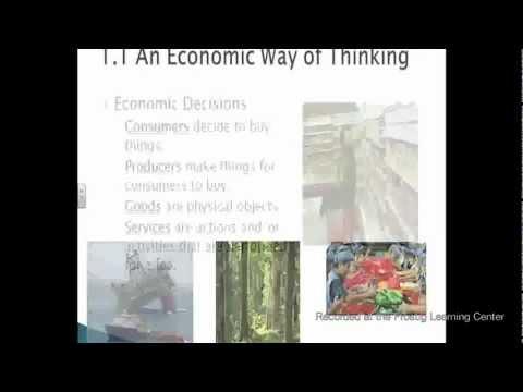 Frostig School Economics Lectures Ep 1