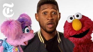 'Sesame Street' Secrets of Songwriting (Featuring Usher) | NYT
